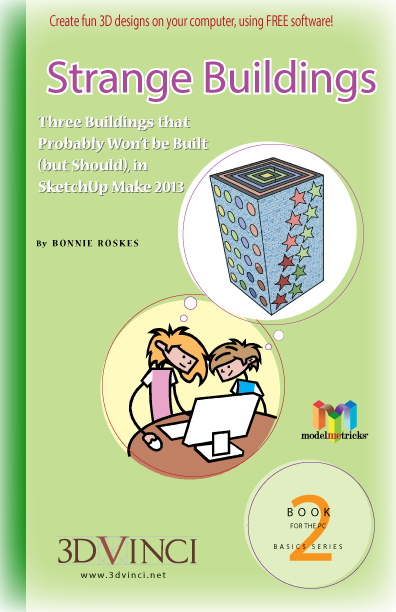 ModelMetricks Basics Series Book 2: Strange Buildings (PDF)