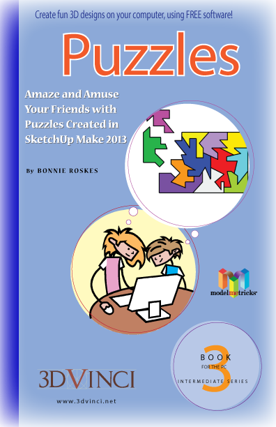 ModelMetricks Intermediate Series Book 3: Puzzles (PDF)