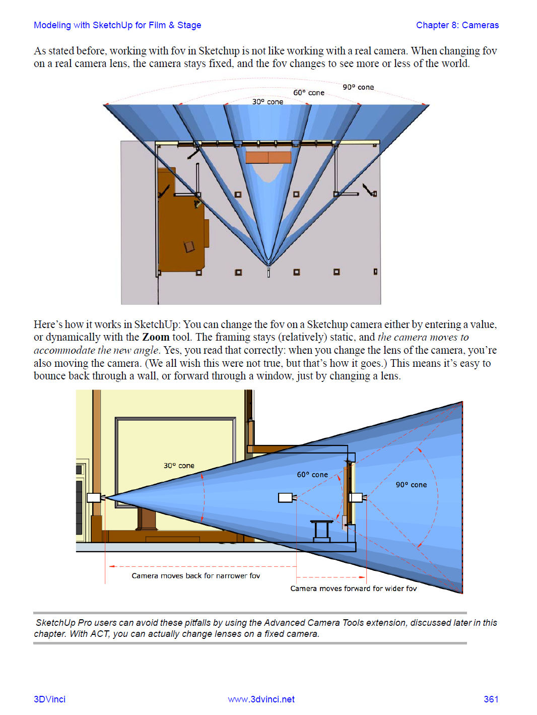 Modeling with SketchUp for Entertainment Design, PDF