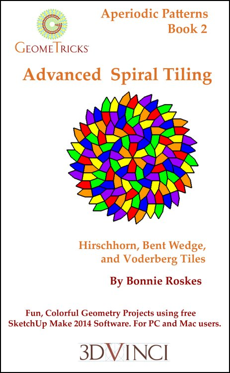 Advanced Spiral Tiling, GeomeTricks Aperiodic Patterns Book 2 (PDF)