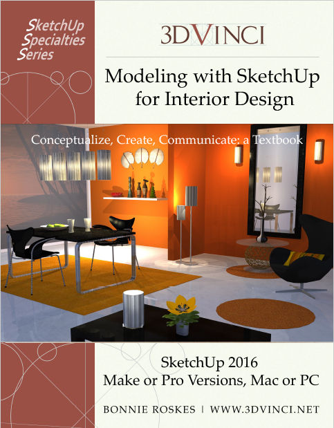 Modeling with SketchUp for Interior Design, PDF