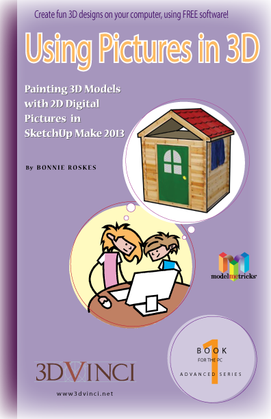 ModelMetricks Advanced Series Book 1: Using Pictures in 3D (PDF)