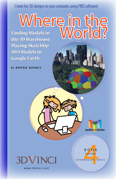 ModelMetricks Intermediate Series Book 4: Where in the World? (PDF)